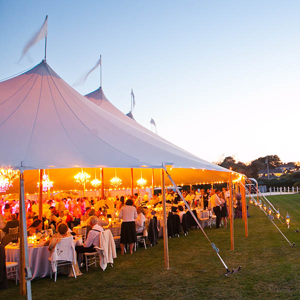 Wedding Tent Rental - Sperry Sailcloth Tents