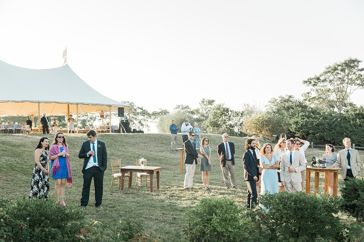 Sperry Tents Marion | Cape Cod Wedding | Meredith Jane Photography